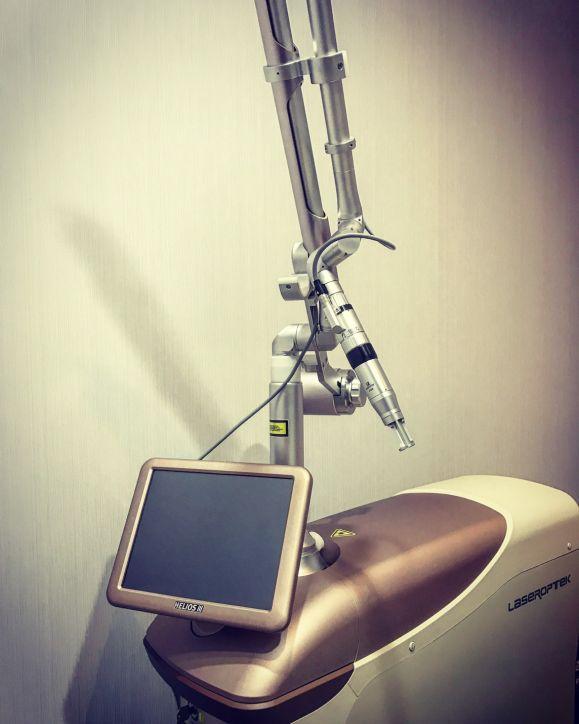 雷射光療,臻品絕色診所,光繞雷射,蛋殼肌