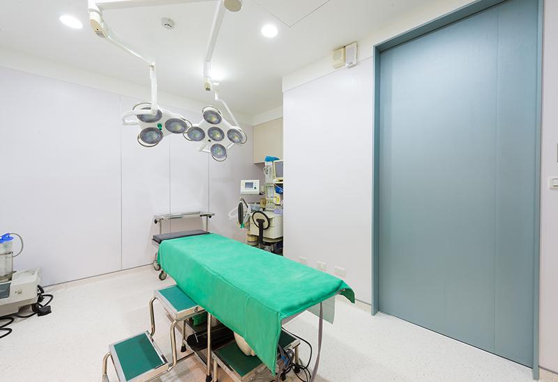 臻品絕色診所 手術室